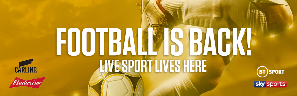 Watch live football at Thatched House