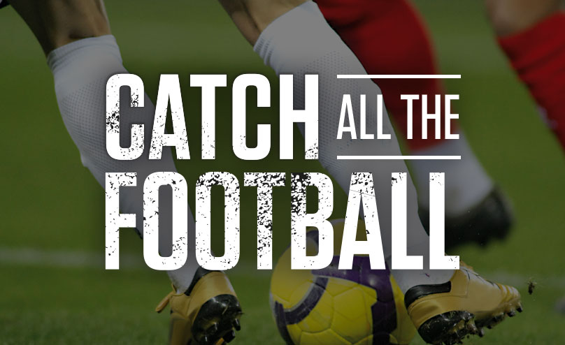 Watch Football at Thatched House