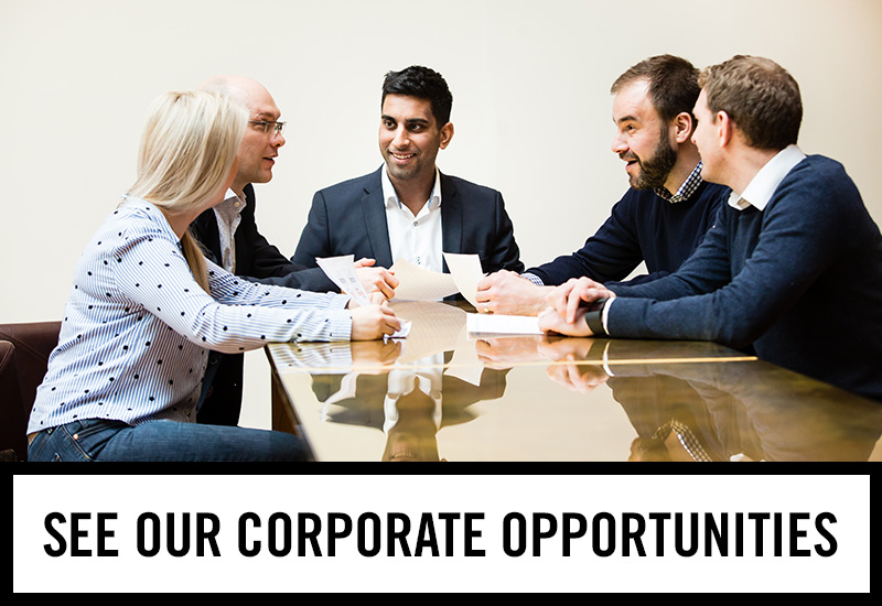 Corporate opportunities at Thatched House