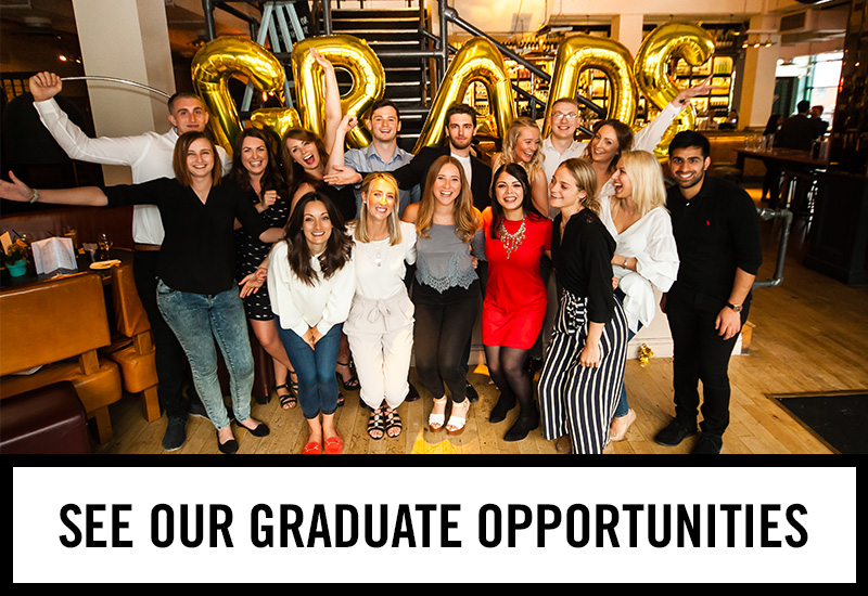 Graduate opportunities at Thatched House