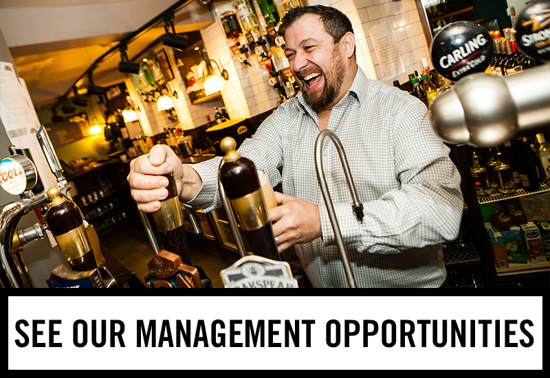 Management opportunities at Thatched House